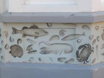 Fish Fossils by Lloyd-Tacon
