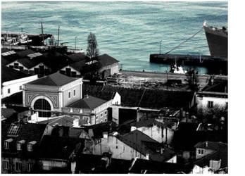 Le port by Pleamar