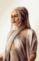 Queen of Meereen by GraceZhu