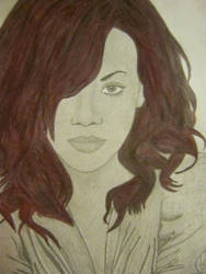 Rihanna by Dairejk