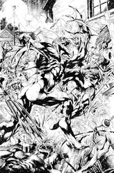 Aquaman Issue 3 Page 2 by TheVatBrain