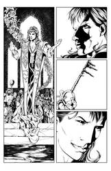 Sandman Sample Page 24  of Issue 24 by TheVatBrain