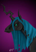 The Changeling Queen by vangir