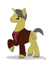 Hannibal pony by vangir