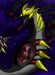 pokemon vore (legendary) by neonhelldragon