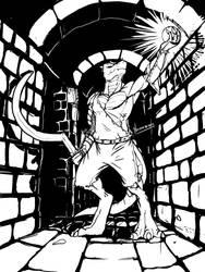 Dungeon Crawl fanart - gift by Noicem