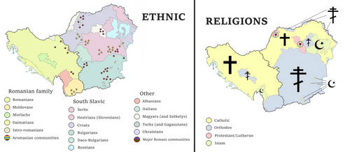AH: RomYug - Ethnic and Religions by Dom-Bul