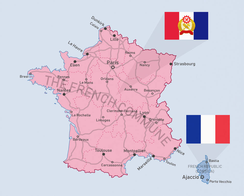 Taiwan-like: France by Dom-Bul