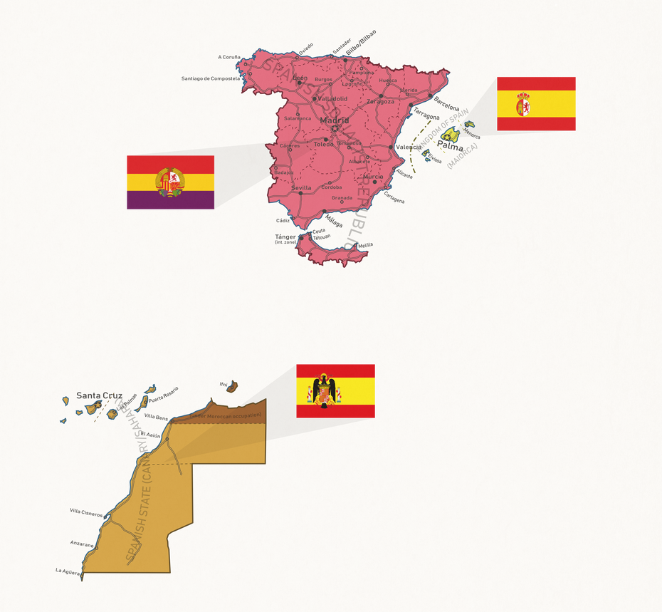 Taiwan-like: Spain by Dom-Bul