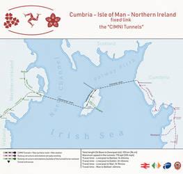 ASB Fixed Links 1: England - Isle of Man - Ireland by Dom-Bul