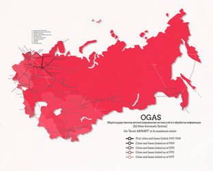OGAS - Wiring Up The Soviet Union by Dom-Bul