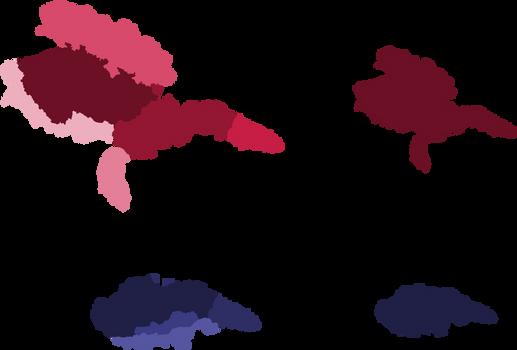 Czech + Slovak Layers of Irredentism - V2 by Dom-Bul