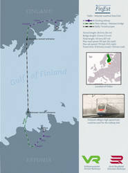 ASB Fixed Links - FinEst - Helsinki to Tallinn by Dom-Bul