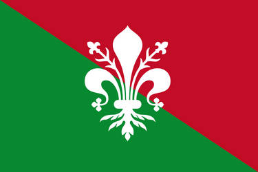 Flag of New Tuscany by Dom-Bul