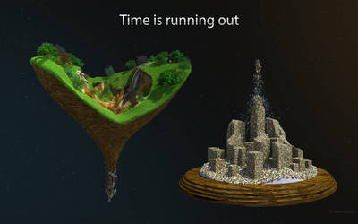 Time is running out (Background) by 3DJack