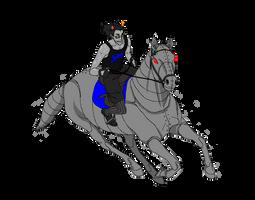 Robot Hoofbeast ride by EmoPensel