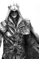 Ezio Auditore by Tediouslynormal