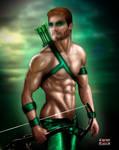Arrow by Steven-H-Garcia