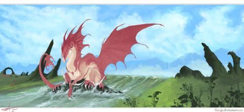 PinkWing by Kentagrem