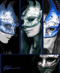mascaras by 9-rbk-9