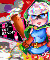 Clash royal:The Bandit by 1WEI
