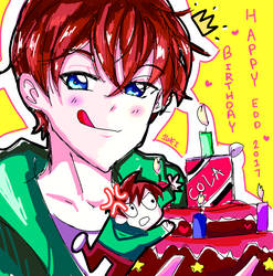 Birthday Boy! by 1WEI