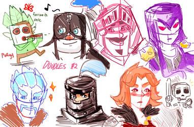 Sketch stuff by 1WEI