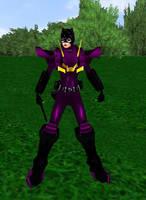 Catwoman Armor by dragonzero1980