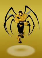 Bug Girl by dragonzero1980