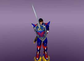 Captain Hyrule by dragonzero1980