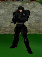 H.O.W.L Soldier Male by dragonzero1980