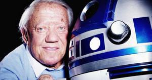 R.I.P Kenny Baker (aka R2-D2) by dragonzero1980