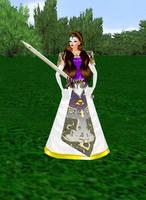 Princess Zelda by dragonzero1980