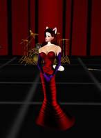 Felicia Rabbit by dragonzero1980