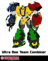 Ultra Bee by dragonzero1980