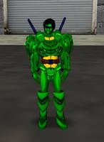 Tmnt Armor M by dragonzero1980