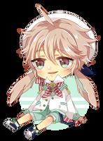 Sailor bunny chibi by misunderstoodpotato