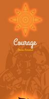 Courage by sora-jimonitos