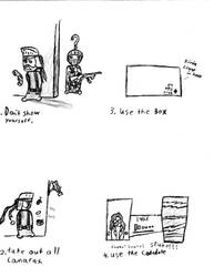 thing to do in MGS by JimmyFurball