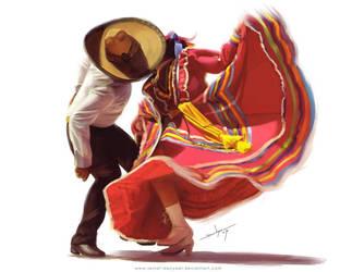 Viva Mexico by mexicanos