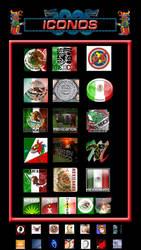 Iconos - Mexicanos by mexicanos