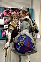 The Princess and the Hero by Markiemark425