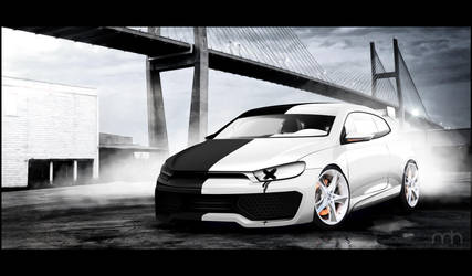 Scirocco two faces by DesignMH