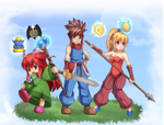 Mana Heroes by Razorkun