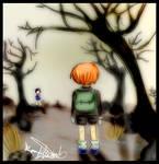 Little Kyo and Tohru by TohruHondaSan