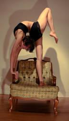 contorsion 1 by Elleir