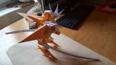 Samurai Prototype - Origami - A by BoyarTactics