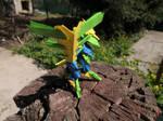 Shaman - Origami A by BoyarTactics