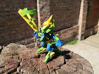 Shaman - Origami B by BoyarTactics