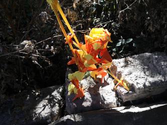 Origami Tribal Walker B by BoyarTactics